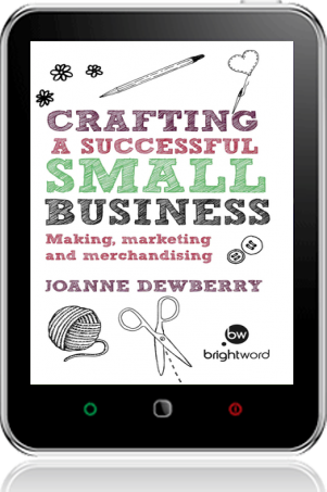 Cover of Crafting a Successful Small Business (Tablet)