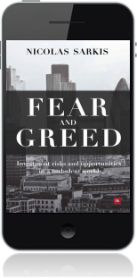 Cover of Fear and Greed on Mobile by Nicolas Sarkis