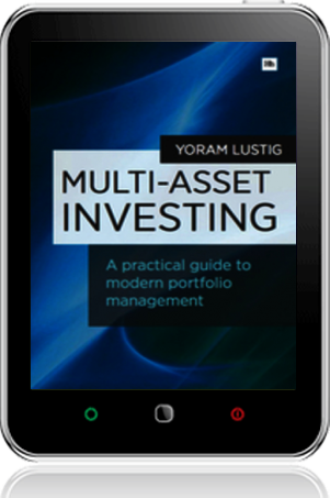 Cover of Multi-Asset Investing on Tablet by Yoram Lustig
