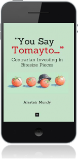Cover of You Say Tomayto on Mobile by Alastair Mundy