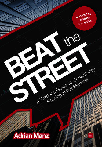 Cover of Beat the Street by Adrian Manz