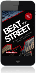 Cover of Beat the Street on Mobile by Adrian Manz