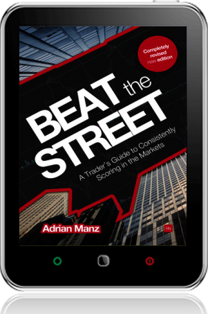 Cover of Beat the Street on Tablet by Adrian Manz