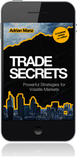Cover of Trade Secrets on Mobile by Adrian Manz
