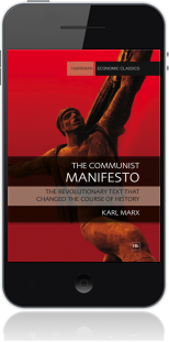 Cover of The Communist Manifesto (Mobile Phone)