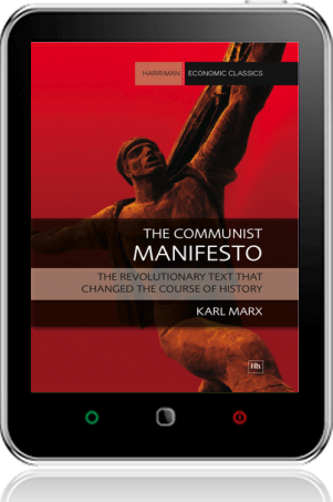 Cover of The Communist Manifesto (Tablet)