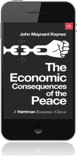 Cover of The Economic Consequences of the Peace on Mobile by John Maynard Keynes