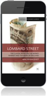 Cover of Lombard Street on Mobile by Walter Bagehot