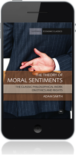 Cover of The Theory of Moral Sentiments on Mobile by Adam Smith