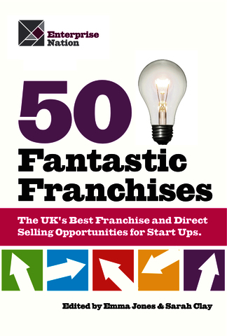 Cover of 50 Fantastic Franchises! by Emma Jones