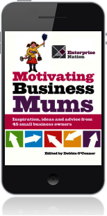 Cover of Motivating Business Mums (Mobile Phone)