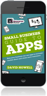 Cover of The Small Business Guide to Apps (Mobile Phone)