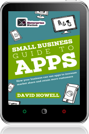 Cover of The Small Business Guide to Apps (Tablet)