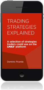 Cover of Trading Strategies Explained on Mobile by Dominic Picarda