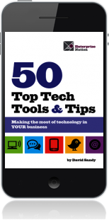 Cover of 50 Top Tech Tools and Tips (Mobile Phone)