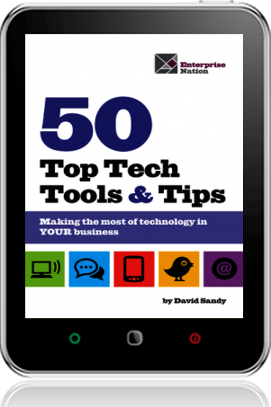 Cover of 50 Top Tech Tools and Tips (Tablet)