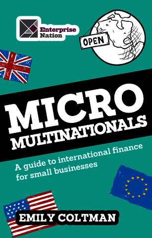 Cover of Micro Multinationals by Emily Coltman