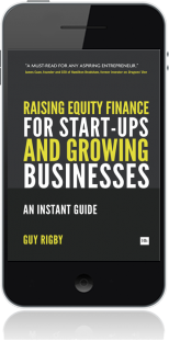 Cover of Raising Equity Finance for Start-up and Growing Businesses (Mobile Phone)