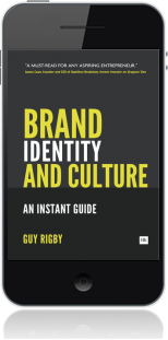 Cover of Brand Identity And Culture on Mobile by Guy Rigby