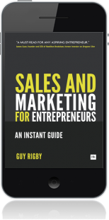 Cover of Sales And Marketing For Entrepreneurs (Mobile Phone)