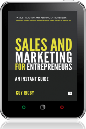 Cover of Sales And Marketing For Entrepreneurs (Tablet)