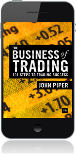 Cover of The Business of Trading on Mobile by John Piper