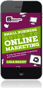 Cover of The Small Business Guide to Online Marketing (Mobile Phone)