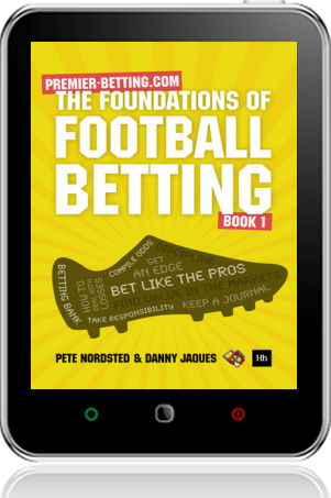 Cover of The Foundations of Football Betting (Tablet)