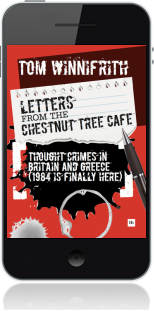 Cover of Letters from the Chestnut Tree Cafe (Mobile Phone)