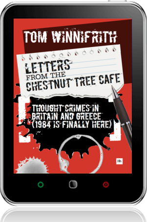 Cover of Letters from the Chestnut Tree Cafe (Tablet)