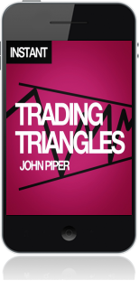 Cover of Trading Triangles on Mobile by John Piper