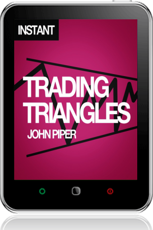 Cover of Trading Triangles on Tablet by John Piper