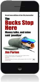 Cover of The Bucks Stop Here on Mobile by Jim Parton