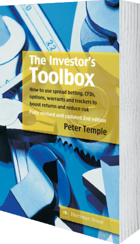 Cover of The Investor's Toolbox (Paperback) by Peter Temple