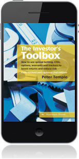 Cover of The Investor's Toolbox (Mobile Phone)