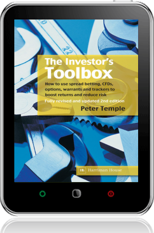Cover of The Investor's Toolbox (Tablet)