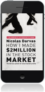 Cover of How I Made $2 Million in the Stock Market on Mobile by Nicolas Darvas