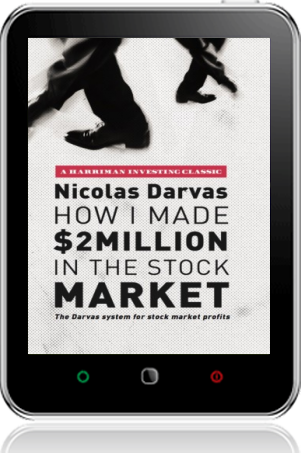 Cover of How I Made $2 Million in the Stock Market on Tablet by Nicolas Darvas