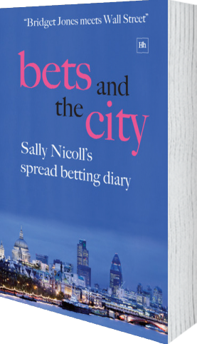 Cover of Bets and the City (Paperback) by Sally Nicoll