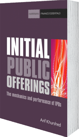 Cover of Initial Public Offerings by Arif Khurshed