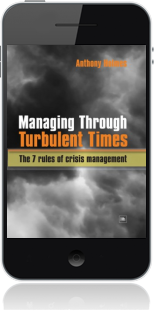 Cover of Managing Through Turbulent Times (Mobile Phone)