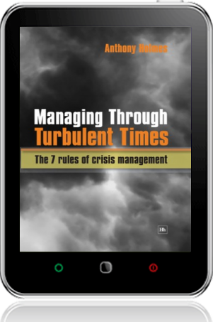 Cover of Managing Through Turbulent Times (Tablet)