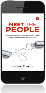 Cover of Meet the People on Mobile by James Frayne