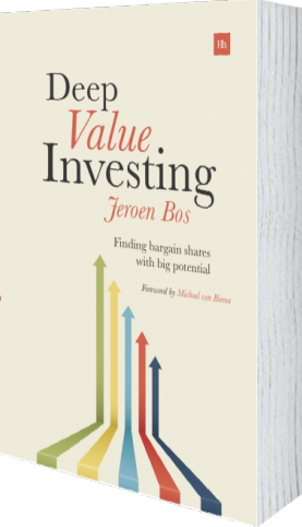 Cover of Deep Value Investing (Paperback) by Jeroen Bos