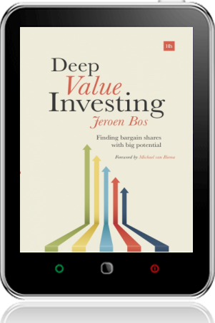 Cover of Deep Value Investing (Tablet)