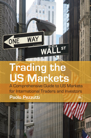 Cover of Trading The US Markets by Paolo Pezzutti