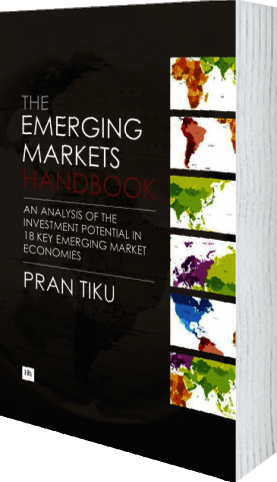 Cover of The Emerging Markets Handbook by Pran Tiku
