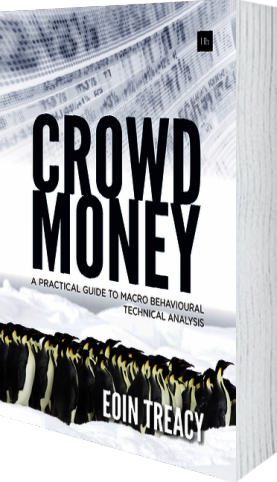 Cover of Crowd Money (Paperback) by Eoin Treacy