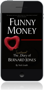 Cover of Funny Money on Mobile by Nick Louth