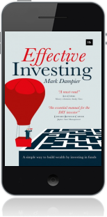 Cover of Effective Investing on Mobile by Mark Dampier